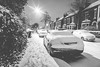 There's Snow Place Like Home (DarrenCowley (mostly away)) Tags: winter snow street scene cars road night noplacelikehome flickrfriday