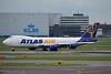"""Atlas Air N854GT Boeing 747-87UF cn/37566-1471 """"854"""" @ EHAM / AMS 02-11-2017 (Nabil Molinari Photography) Tags: atlas air n854gt boeing 74787uf cn375661471 854 eham ams 02112017"""