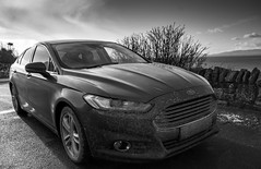 Determined traveller (ClassicAngles) Tags: titanium ireland snow2018 diesel grayscle snow ford snowmaggedon ie murvagh sigma10to20mm nikond3400 sleet ice smugglerscreek wideangle mondeo nikon mono stormemma donegal sneachta grill monchrome frost travel blakandwhitephotography blackandwhite sport cars ballyshannon transport fusion journey frozen countydonegal