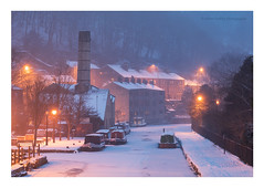 Milltown III (calderdalefoto) Tags: hebdenbridge calderdale winter yorkshire snow ice westyorkshire