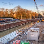 Work in progress, Station Driebergen-Zeist, Netherlands - 0718 thumbnail