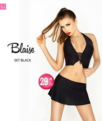 Blaise Skirt and Vest Set | Lintimo.ch Onlineshop (www.lintimo.ch Dessous) Tags: sexy sexydessous suisse sexylingerie schweiz svizzera shop onlineshop online onineshop obsessive wwwlintimoch womanfashion woman womanmodel model mode dessous lingerie lintimodessous lintimolingerie lintimo lingeriemodel lintimoch lady linitmo