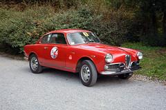 Alfa Romeo Giulietta Sprint Veloce (Maurizio Boi) Tags: alfaromeo giulietta sprint veloce pontedecimogiovi car auto voiture automobile coche old oldtimer classic vintage vecchio antique italy voituresanciennes worldcars