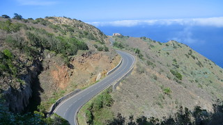 La Gomera (Spain's Canary Islands) - wonderful mountains & unique observation points