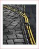 dog     bank     yellows (photoABRUZZO) Tags: newcastle dogbank pilgrimstreet thenandwear doubleyellows blackwhiteyellow
