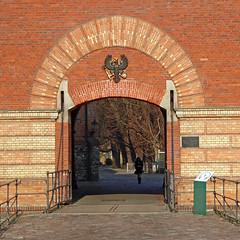 Citadel #2 (Cydracor) Tags: berlin lumix panasonic tz71 architektur cydracor architecture gebäude linien spandau zitadelle citadel juliusturm festung fortress burgtor festungstor