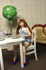 DSC01385 (vulpesAnch) Tags: bjd dollhouse dollminiature bjddoll bjdminiuture artistdoll artbjddoll artdoll catdoll catbjd ooak resindoll resinbjddoll resinbjd