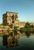 Kioske of Phylae, Aswan (bruno vanbesien) Tags: aswan egypt misr reflection river temple أسوان eg