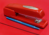 Red Stapler With Blue Pen (arbyreed) Tags: arbyreed stapler redstapler pen papermatepen red redswinglinestapler officespace icon milton movie 1999 worksucks cultclassic mikejudge
