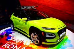 2019 Hyundai Kona (Matthew P.L. Stevens) Tags: 2018 canadian international auto show toronto car 2019 hyundai kona