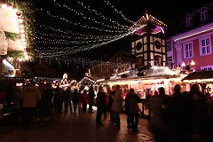 Christmas Market in Speyer (YY) Tags: christmasmarket town rhinelandpalatinate germany speyer night lights market