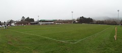 Photo of Panorama of Welshpool Town FC