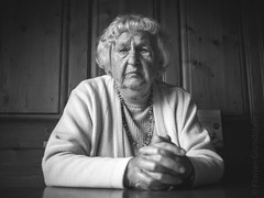 the sceptic (Florian Grundstein) Tags: monochrome character original life old tough people portrait nobeautyphotography nophotoshop truelife
