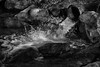 Drainage (arbyreed) Tags: arbyreed pipe drain splash watersplash water stream river provoriver drainpipe metal rocks