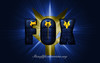 Fox (Mighty Crusaders) (blindsuperhero) Tags: marvel superheroes texteffect wallpaper background dccomics fox mightycrusaders paulpatten costume character