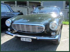Volvo 1800 S, 1967 (v8dub) Tags: volvo 1800 s 1967 schweiz suisse switzerland swedish pkw voiture car wagen worldcars auto automobile automotive old oldtimer oldcar klassik classic collector