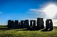 stonehenge2 (Maryna Beliauskaya) Tags: stonehenge england stone travel nature grass sun sky