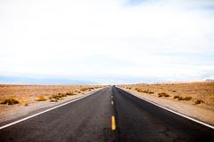 Like a Map With No Ocean (Thomas Hawk) Tags: california dv2011 deathvalley deathvalleynationalpark googledeathvalleyphotowalk2011 usa unitedstates unitedstatesofamerica desert road fav10 fav25 fav50 fav100