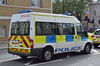EU58 LHE (Emergency_Vehicles) Tags: eu58lhe ministry defence police mod 683