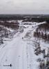 Oulu Finland (arto häkkilä) Tags: oulu suomi talvi maisema jää kaupunki finland winter landscape sea ice city island drone phantom4pro hiukkavaara