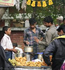 Street Food (PiscesDreamer) Tags: india delhi newdelhi travel vendors food streetvendors streetfood gate1travel vacation