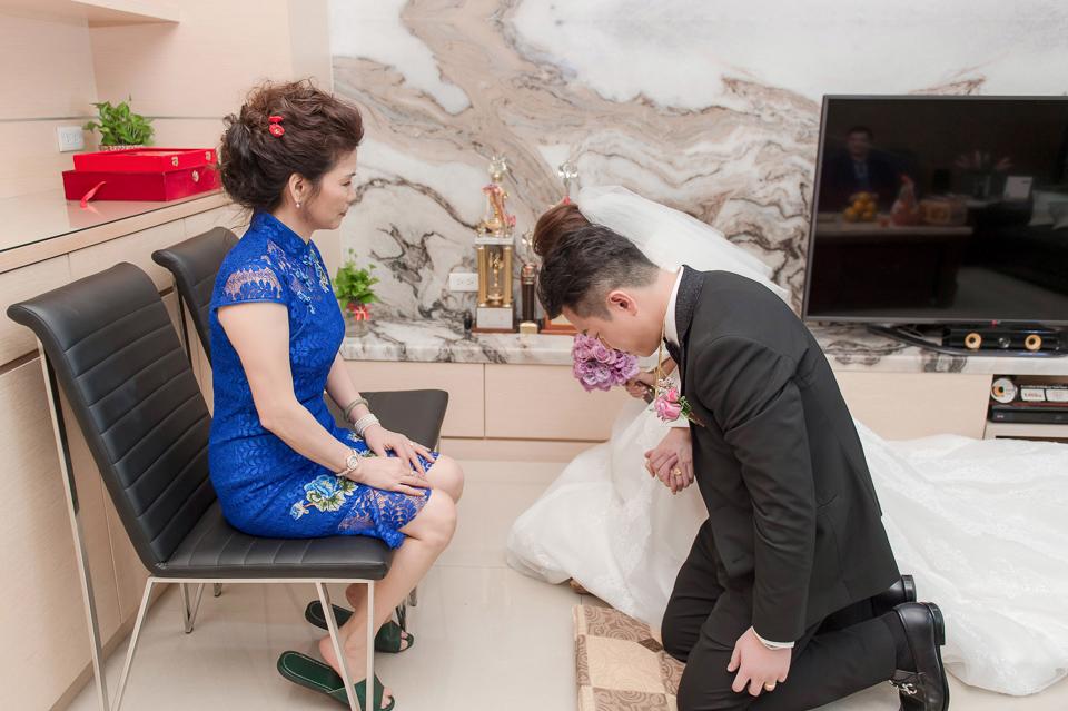 婚攝 高雄林皇宮 婚宴 時尚氣質新娘現身 S & R 064