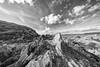 Burgh Island - Devon (pm69photography.uk) Tags: burghisland sonya7rii a7r2 sony devon southwest beach beaches hdr clouds bw voigtlander voigtlander10mm 10mm ultrawide wide wideangle seascape seaside rugged sonycamera ilovedevon beautiful landscapes sky cloudy aurorahdr2018 blackandwhite monochrome