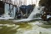 On the Move (Matt Champlin) Tags: winter frozen adventure waterfall waterfalls gorge glen danger iceclimbing flx fingerlakes water ice canon 2018 amazing sun beautiful ny