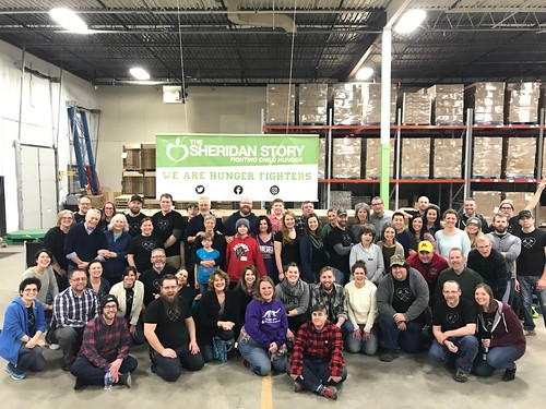 Public Packing Event 1/10/18