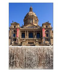 _MG_6557_1 (Ravi - 3R) Tags: barcelona museu nacional dart de catalun rain rrr architecture museum