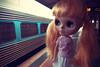The train (ys0lla) Tags: blythedoll blythe