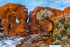 Morning Still Life (James Neeley) Tags: landscape arches archesnationalpark utah jamesneeley hing like nothing snow noth