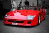 Ferrari F40 in a Crowd (Benjamin Sam Photography) Tags: bspcar ferrari ferrari70 ferrarif40 f458 speciale california 360cs engine interior car supercar iconic fast italian automotive