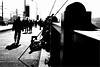 spi_264 (la_imagen) Tags: türkei turkey türkiye turquía istanbul istanbullovers galatabrücke galataköprüsü galatabridge sw bw blackandwhite siyahbeyaz monochrome street streetandsituation sokak streetlife streetphotography strasenfotografieistkeinverbrechen menschen people insan