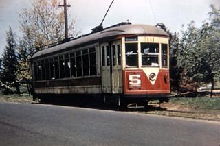 Westchester County - Third Avenue Railway System 111 5:Nepperhan Avenue [TARS]-(116522)