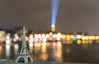 Paris, France - Eiffel Tower Miniature (GlobeTrotter 2000) Tags: europe bokeh eiffel miniature night paris tourism toursim tower travel visit