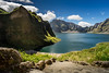 Mount Pinatubo / Philippines (herr_muenchen) Tags: asien krater kratersee mountpinatubo mountofolives philippinen vulkan crater sony minolta af20 clouds