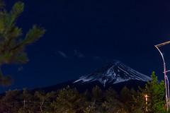 Fujisan night (bdrc) Tags: 35mm alpha alphauniverse asdgraphy asia f18 fuji fujisan holiday japan kawaguchiko prime sel35f18 sony sonyalpha sonyimages sonyphotography travel trip wideangle winter night mountain