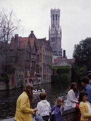 79_0039 (pbb) Tags: brugge architecture canal tower water belgium
