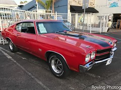 1970 Chevelle SS (robtm2010) Tags: encinitas encinitascarshow ca california usa iphone iphone7 car carshow classic classiccar automobile auto motorvehicle vehicle 1970 chevelle chevrolet chevy gm generalmotors musclecar