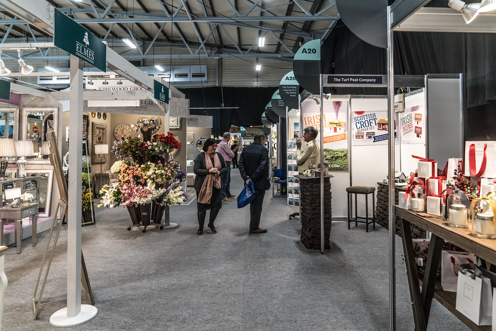 SHOWCASE IRELAND AT THE RDS IN DUBLIN [Sunday Jan. 21 to Wednesday Jan. 24]-136024