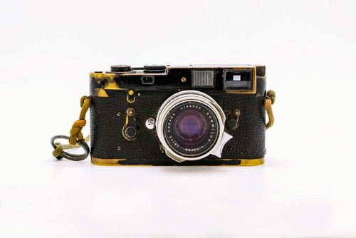 The Story of Sean Flynn's Leica M2