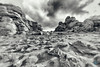 Alien Landscape - Hound Tor - Dartmoor (pm69photography.uk) Tags: alienlanscape alien mars hdr dartmoor moody moor moors southwest devon sony spooky sonya7rii sky ilce7rm2 a7rii atmospheric atmosphere analogeffexpro rugged rocks tors bw blackandwhite wideangle wide sony1635mmf28 1635mm