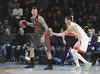 Crvena Zveda Belgrade - AX Milano (olimpiamilano) Tags: basketball euroleague crvenazvezda redstar armaniolimpia belgrade serbia srb