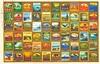 21 dcmdva (Rocky's Postcards) Tags: andersondesigngroup postcard nationalparks dcmdva us patches emblems