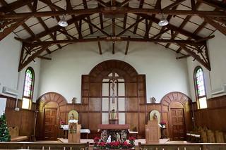 カトリック伏見教会 Catholic Fushimi Church