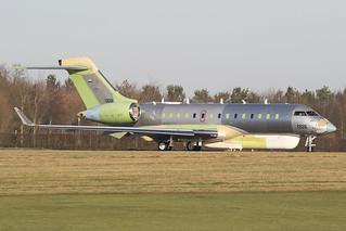 United Arab Emirates Air Force Global 6000 1326 (M-ABFR) C/N 9517