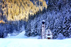 Dolomiti (Gio_ guarda_le_stelle) Tags: dolomiti dolomiten dolomites snow church trees white panorama italy canon 70200 winter