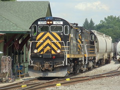 DSC07790 (mistersnoozer) Tags: lal alco c425 locomotive shortline railroad train