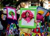 Andy Warhol tribute (R.o.b.e.r.t.o.) Tags: civitacastellana italia italy lazio viterbo carnevale carnival carnaval carneval andywarhol people maschere mask ritratto portrait